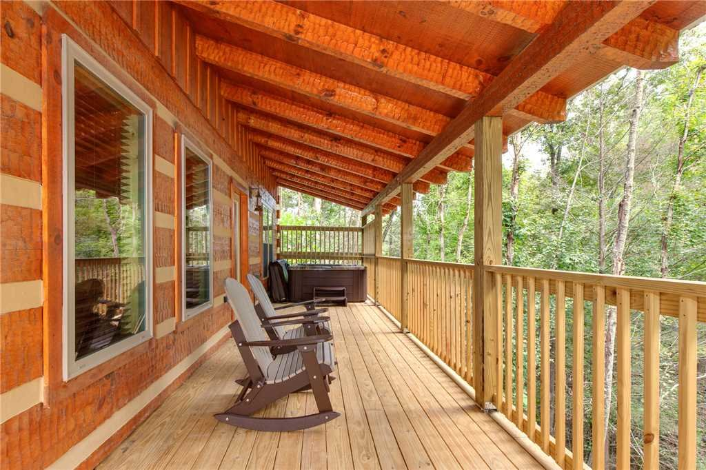 Photo of a Gatlinburg Cabin named Lovers' Hideaway - This is the twenty-second photo in the set.