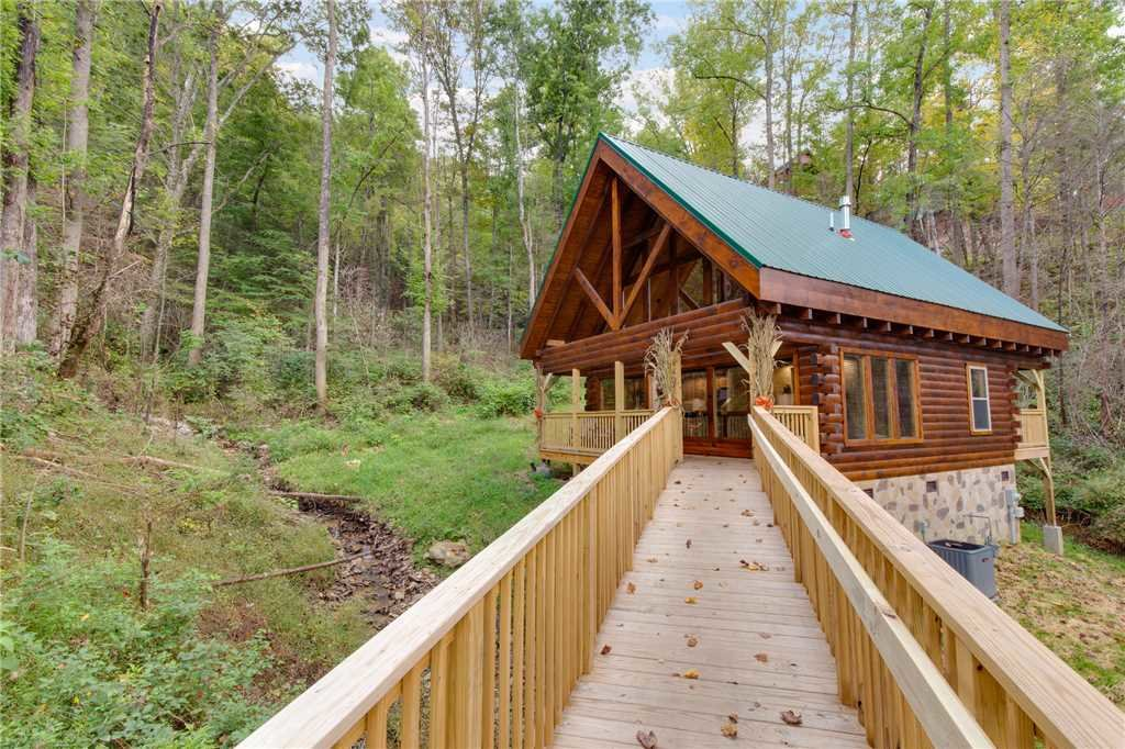 Photo of a Gatlinburg Cabin named Simply Unforgettable - This is the twenty-fifth photo in the set.