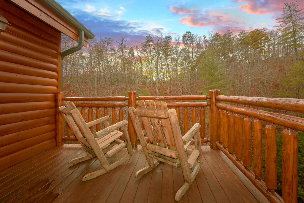 Photo of a Sevierville Cabin named Pool And Theater Lodge - This is the seventh photo in the set.