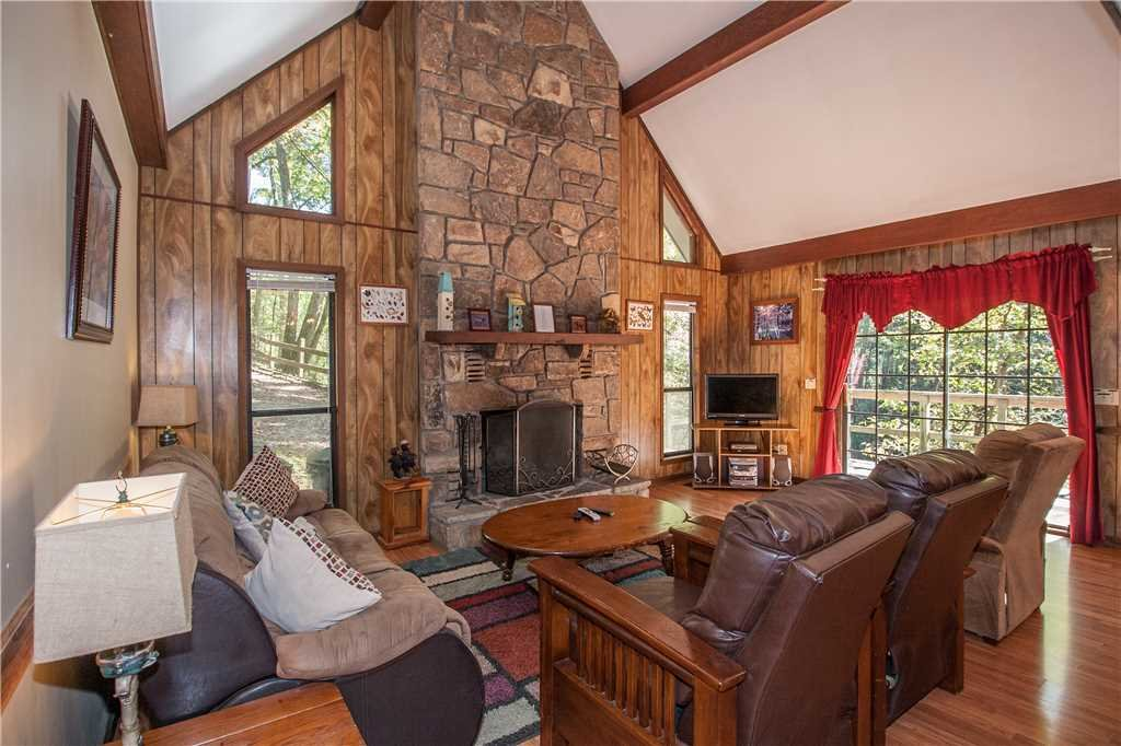 Photo of a Gatlinburg Cabin named River Chalet - This is the first photo in the set.
