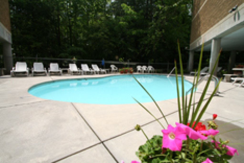 Photo of a Gatlinburg Condo named Level Two, Great River View - 205 - This is the second photo in the set.