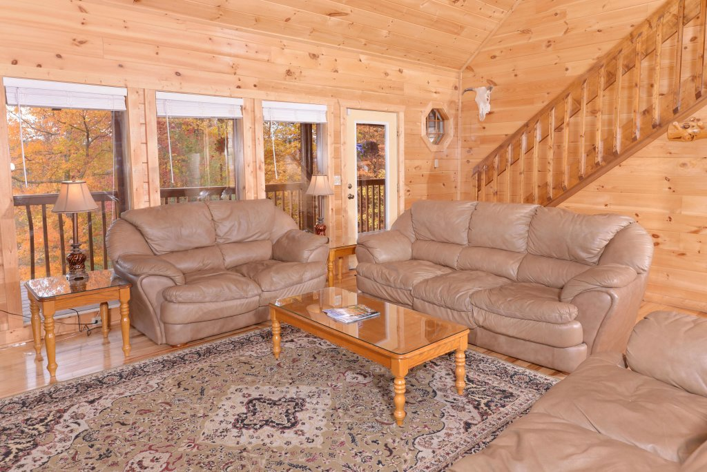 Photo of a Gatlinburg Cabin named Love & Laughs #11 - This is the ninth photo in the set.