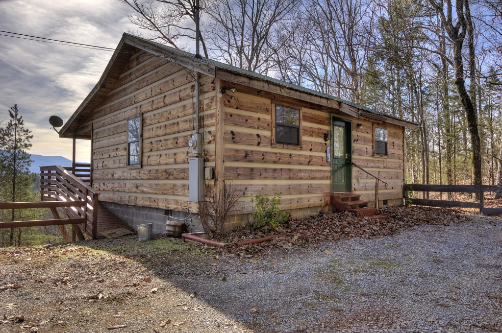 Photo of a Sevierville Cabin named A Panoramic View 2 #139 - This is the first photo in the set.