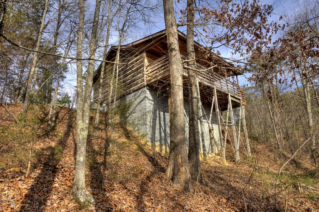 Photo of a Sevierville Cabin named A Panoramic View 2 #139 - This is the third photo in the set.