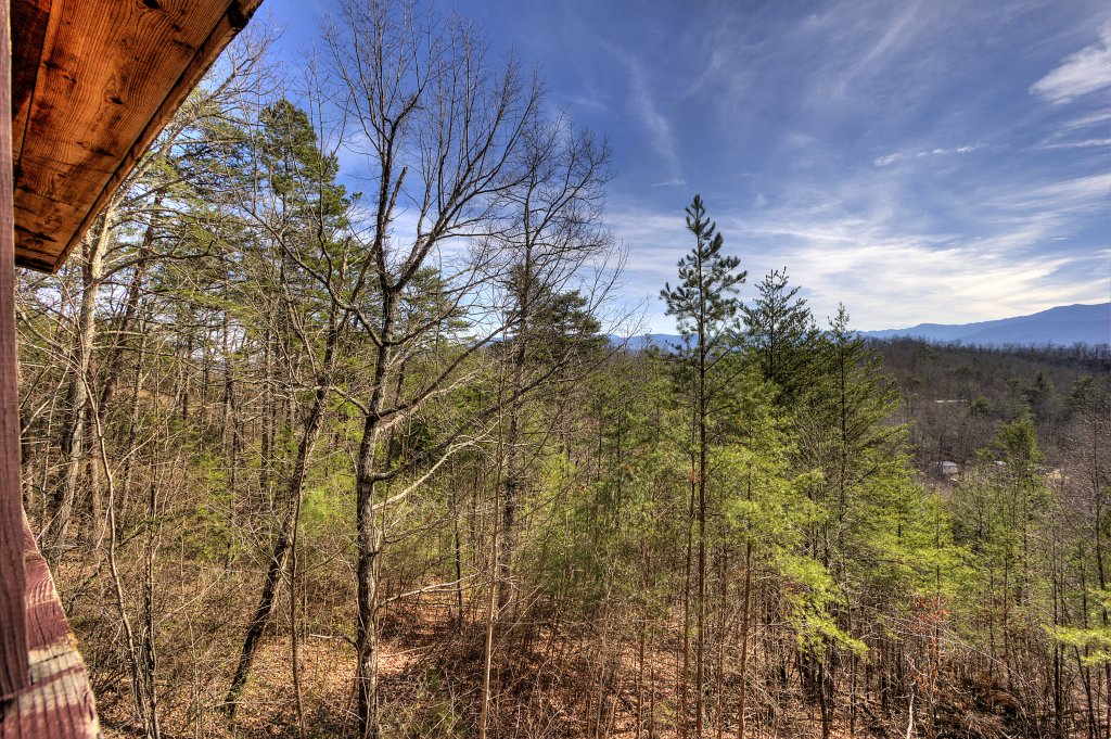Photo of a Sevierville Cabin named A Panoramic View 2 #139 - This is the second photo in the set.