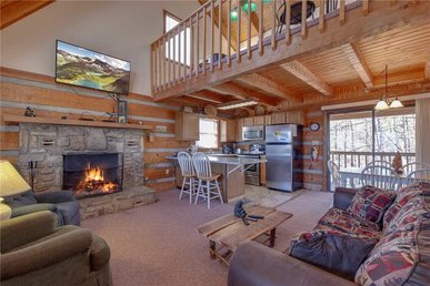 Parker's View, 2 Bedroom, Mountain View, Wifi, Hot Tub, Sleeps 6