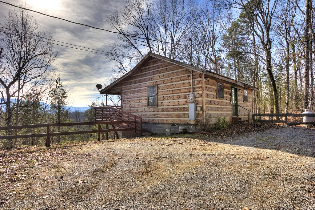 Photo of a Sevierville Cabin named A Panoramic View 2 #139 - This is the fifth photo in the set.