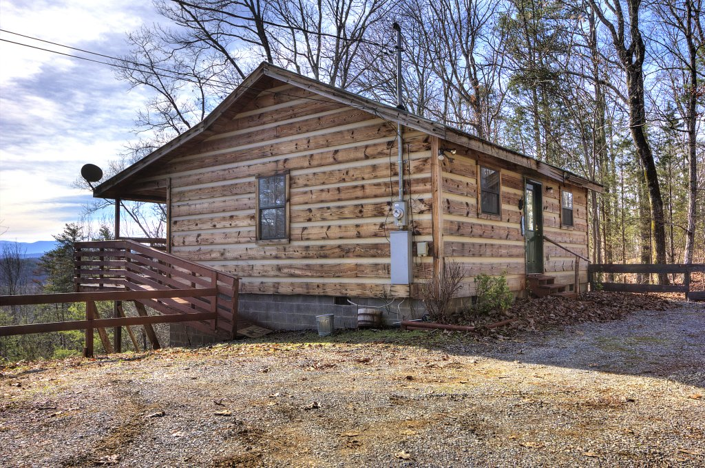 Photo of a Sevierville Cabin named A Panoramic View 2 #139 - This is the fourth photo in the set.