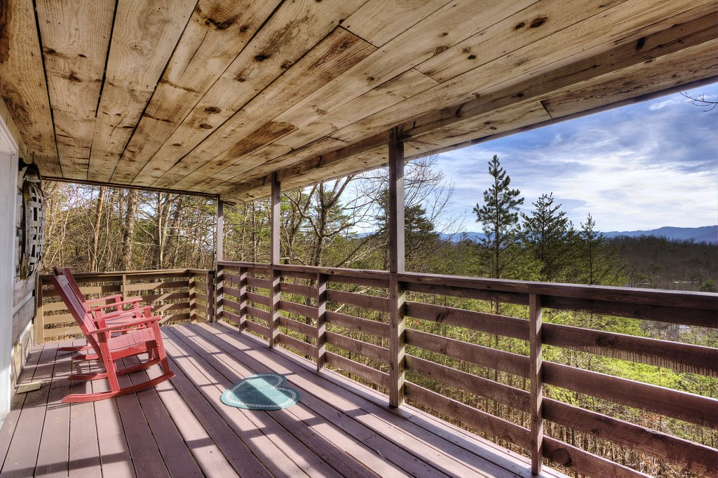 Photo of a Sevierville Cabin named A Panoramic View 2 #139 - This is the seventh photo in the set.