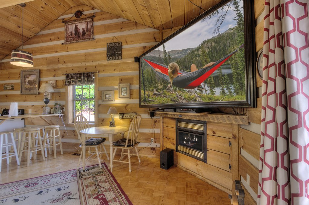 Photo of a Sevierville Cabin named A Panoramic View 2 #139 - This is the twentieth photo in the set.