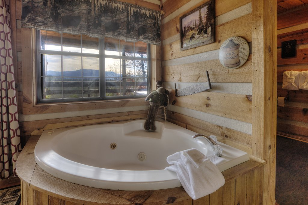 Photo of a Sevierville Cabin named A Panoramic View 2 #139 - This is the nineteenth photo in the set.