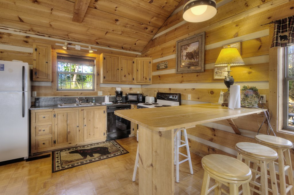 Photo of a Sevierville Cabin named A Panoramic View 2 #139 - This is the twenty-second photo in the set.