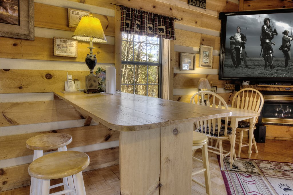 Photo of a Sevierville Cabin named A Panoramic View 2 #139 - This is the twenty-third photo in the set.
