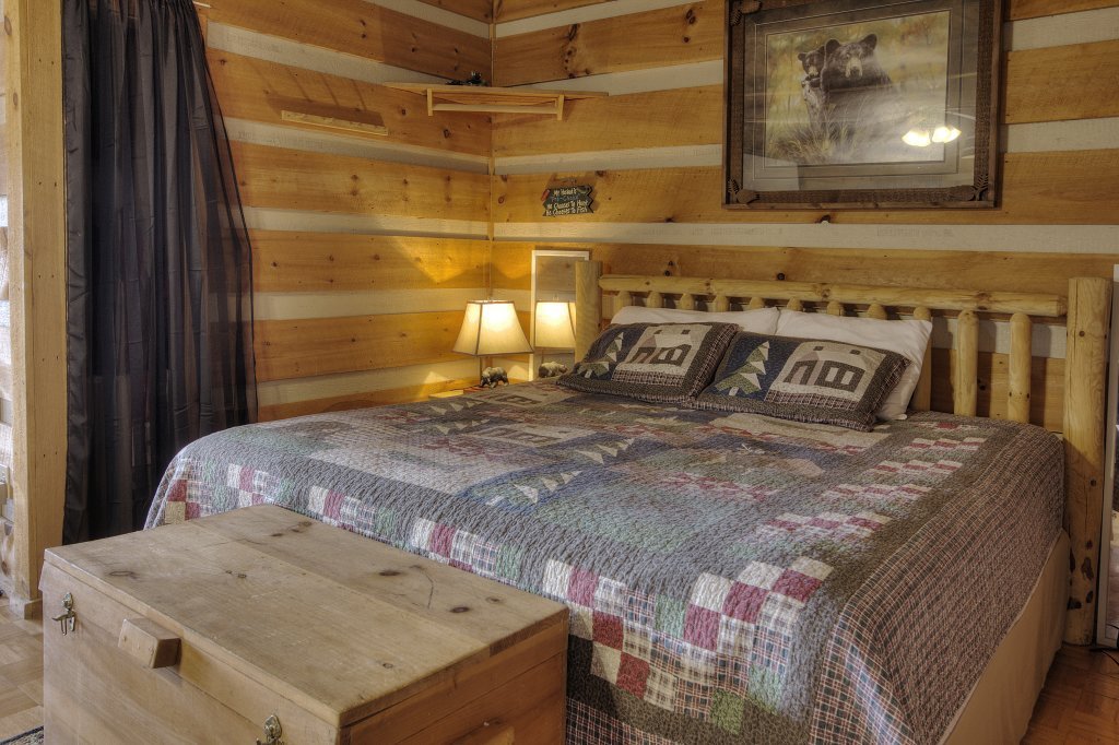 Photo of a Sevierville Cabin named A Panoramic View 2 #139 - This is the twenty-sixth photo in the set.