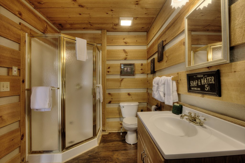 Photo of a Sevierville Cabin named A Panoramic View 2 #139 - This is the twenty-eighth photo in the set.