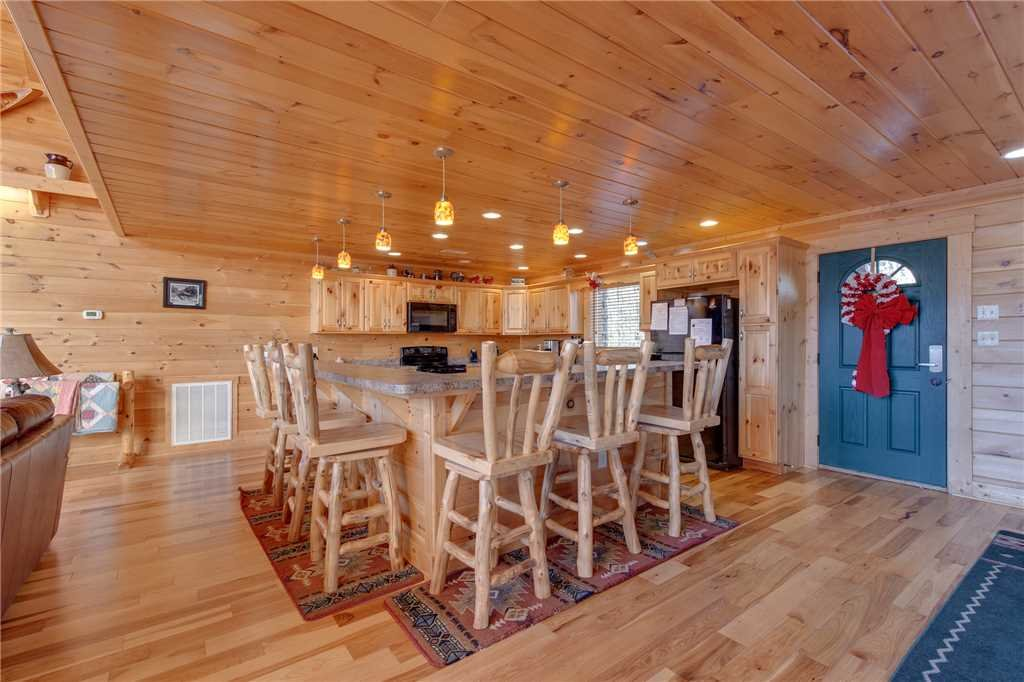 Photo of a Gatlinburg Cabin named Cloud Dancer Ii - This is the eighth photo in the set.