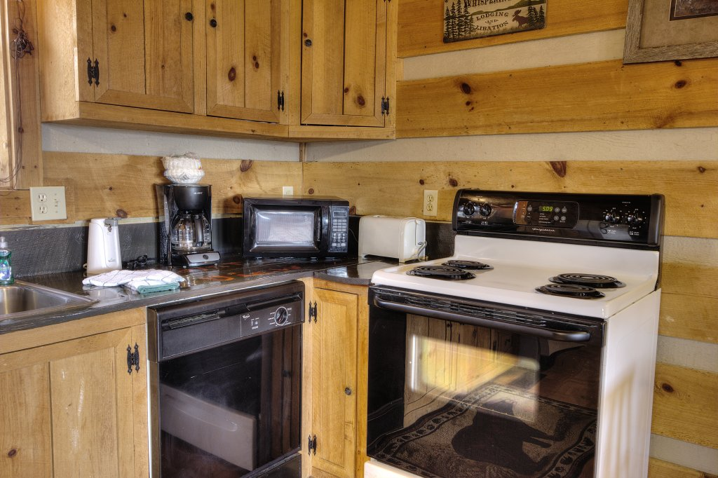 Photo of a Sevierville Cabin named A Panoramic View 2 #139 - This is the twenty-fifth photo in the set.