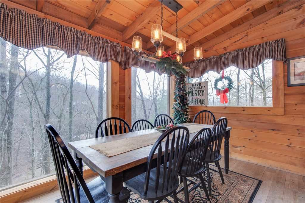 Photo of a Gatlinburg Cabin named Blessed Beyond Measure - This is the sixth photo in the set.