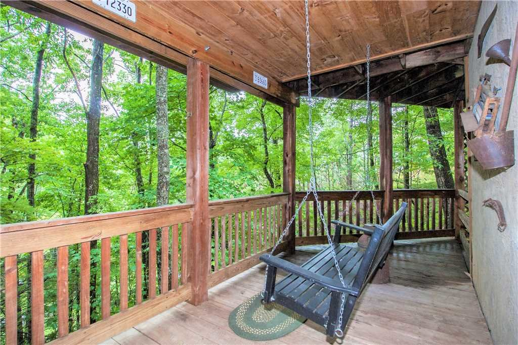 Photo of a Gatlinburg Cabin named Blessed Beyond Measure - This is the thirtieth photo in the set.
