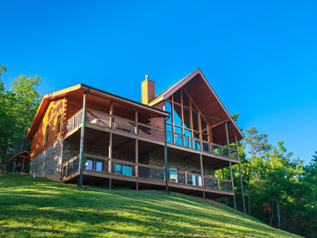 Photo of a Gatlinburg Cabin named Cloud Dancer Ii - This is the fifty-fourth photo in the set.