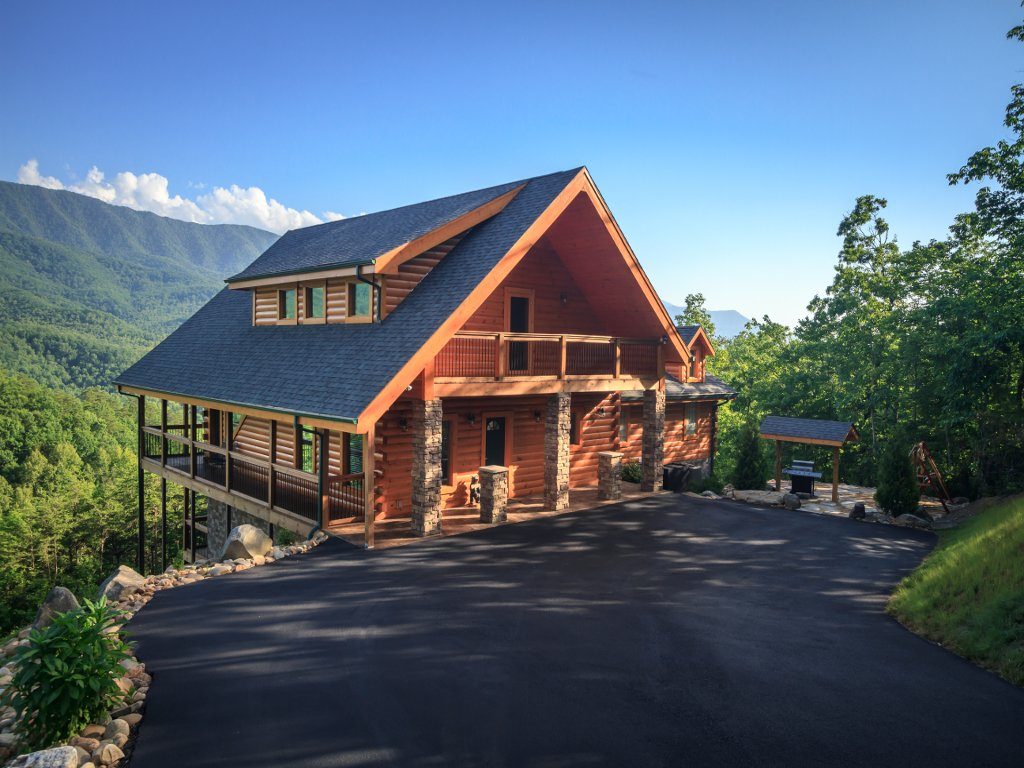 Photo of a Gatlinburg Cabin named Cloud Dancer Ii - This is the thirty-eighth photo in the set.