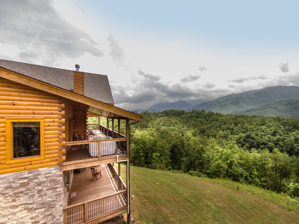 Photo of a Gatlinburg Cabin named Cloud Dancer Ii - This is the forty-ninth photo in the set.