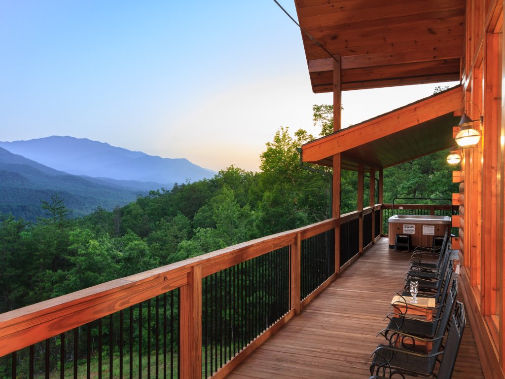 Photo of a Gatlinburg Cabin named Cloud Dancer Ii - This is the forty-fifth photo in the set.