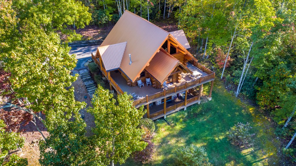 Photo of a Sevierville Cabin named A Cut Above #371 - This is the twelfth photo in the set.