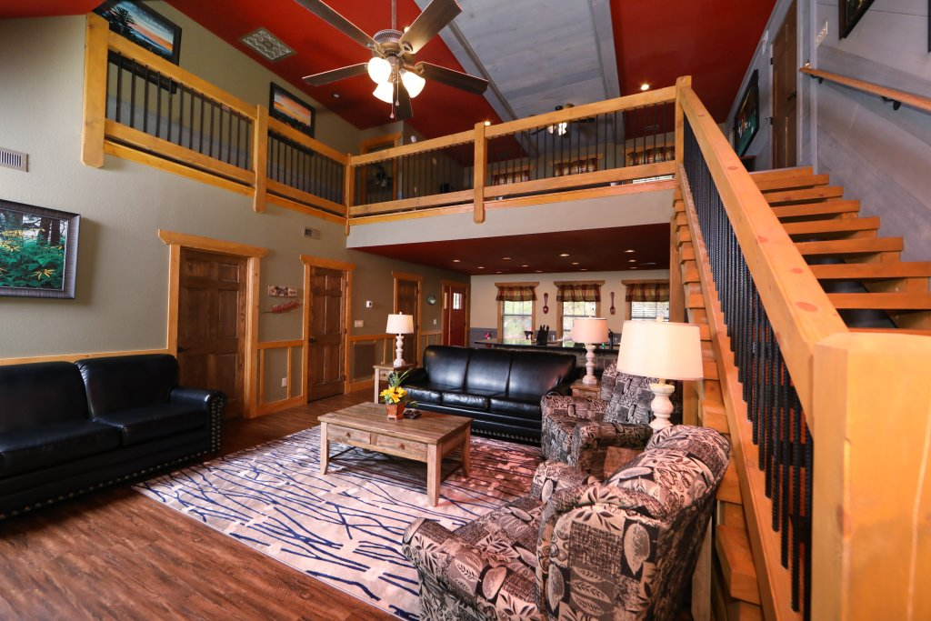 Photo of a Gatlinburg Cabin named Firefly Nights - This is the fourteenth photo in the set.