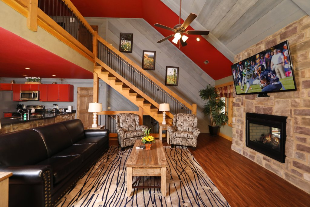 Photo of a Gatlinburg Cabin named Firefly Nights - This is the fifteenth photo in the set.