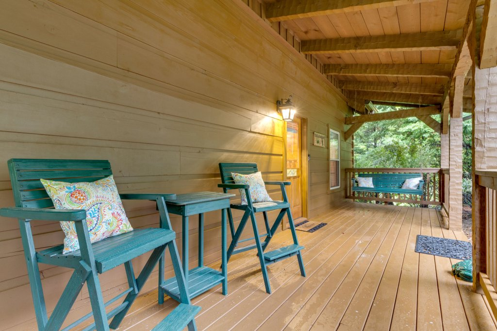 Photo of a Sevierville Cabin named Kickin' Back Jack - This is the eleventh photo in the set.