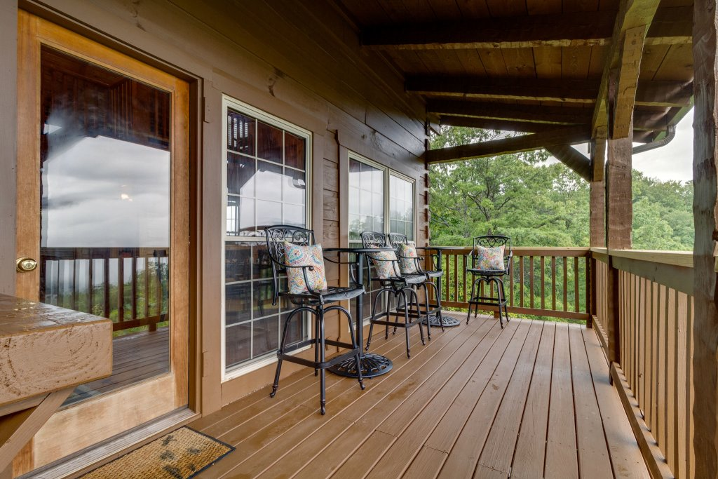 Photo of a Sevierville Cabin named Kickin' Back Jack - This is the twelfth photo in the set.