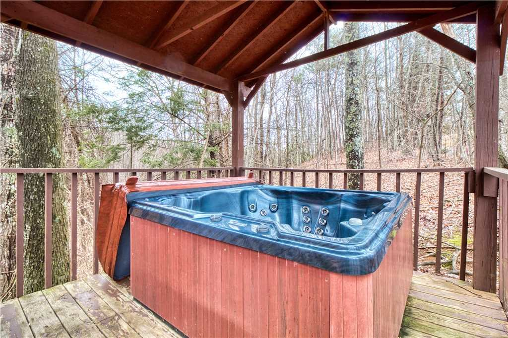 Photo of a Gatlinburg Cabin named Overview - This is the second photo in the set.