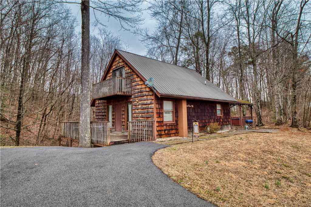 Photo of a Gatlinburg Cabin named Overview - This is the twenty-second photo in the set.