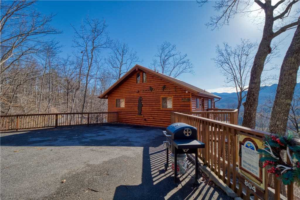Photo of a Gatlinburg Cabin named Black Bear Lookout - This is the twenty-fourth photo in the set.