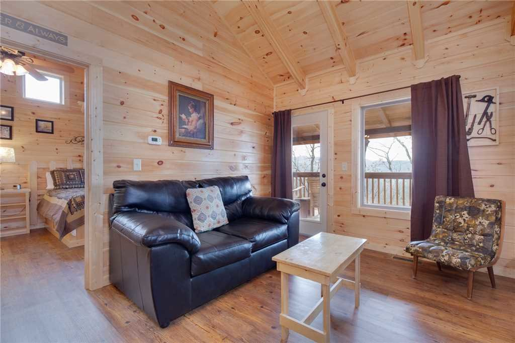 Photo of a Gatlinburg Cabin named Always - This is the fourth photo in the set.