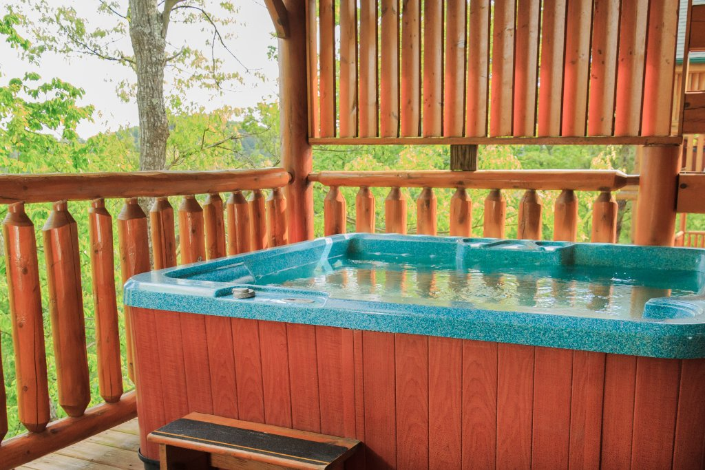 Photo of a Sevierville Cabin named Dream On High - This is the fifth photo in the set.