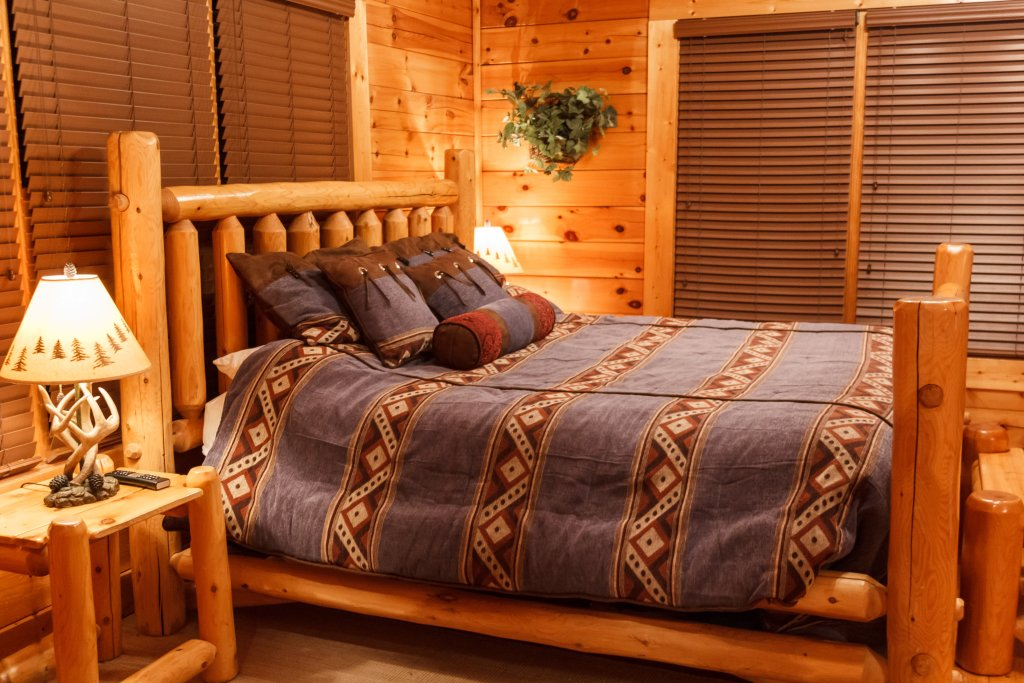 Photo of a Sevierville Cabin named Dream On High - This is the thirteenth photo in the set.