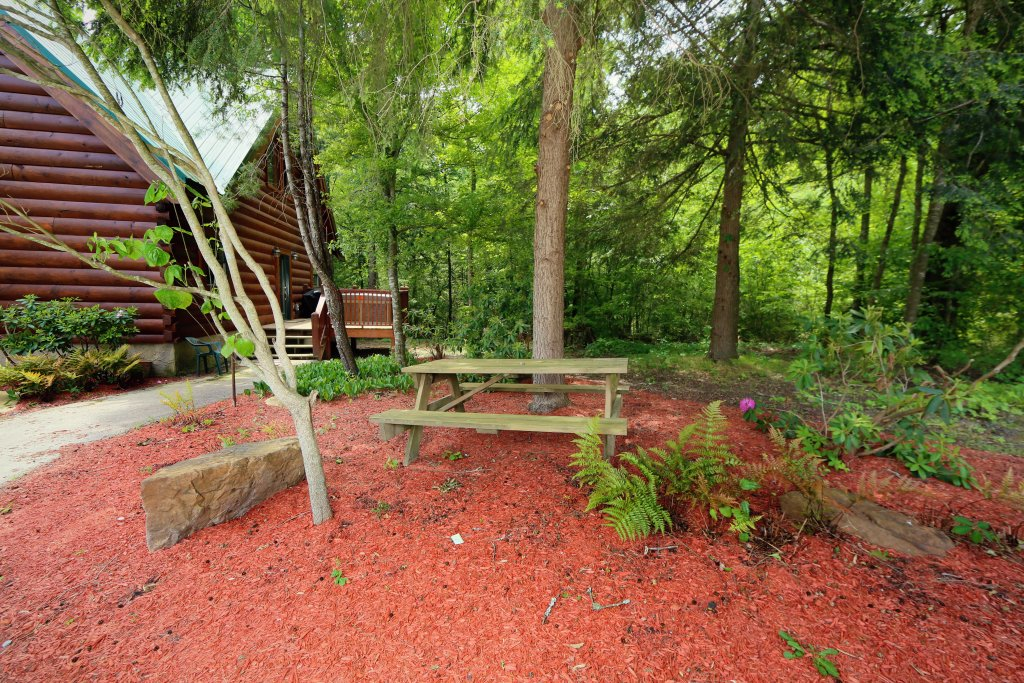 Photo of a Sevierville Cabin named Southern Hospitality - This is the fourth photo in the set.