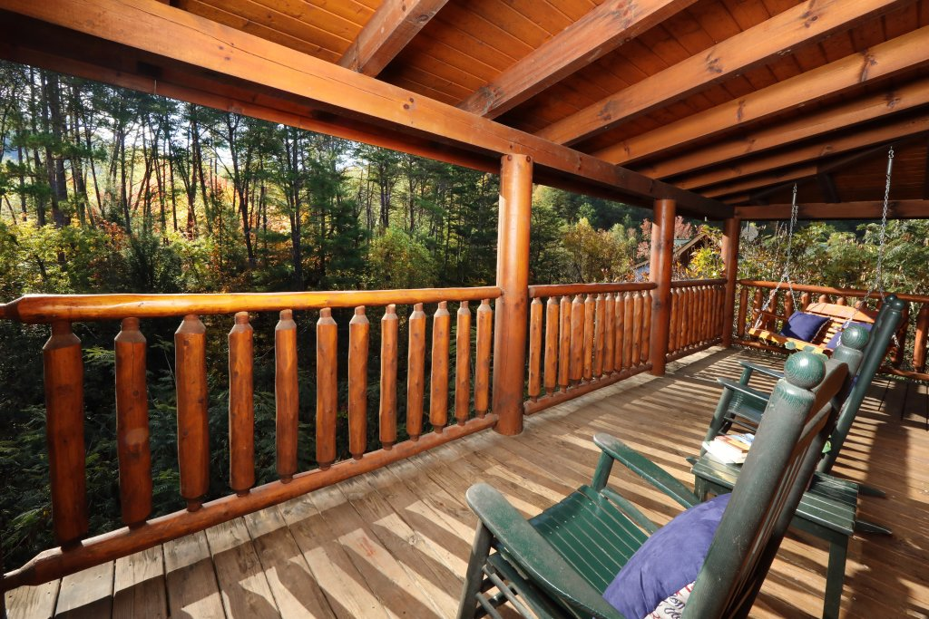 Photo of a Sevierville Cabin named Amazing Grace - This is the forty-eighth photo in the set.