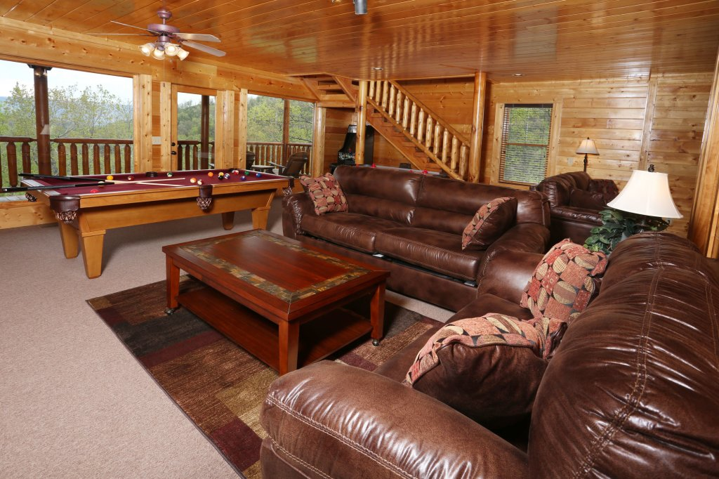 Photo of a Sevierville Cabin named Mountain Dreams - This is the eleventh photo in the set.