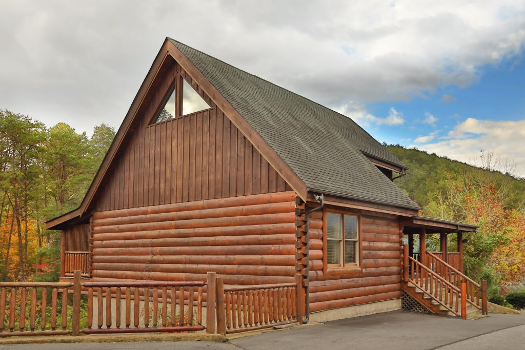 Photo of a Sevierville Cabin named Amazing Grace - This is the forty-third photo in the set.