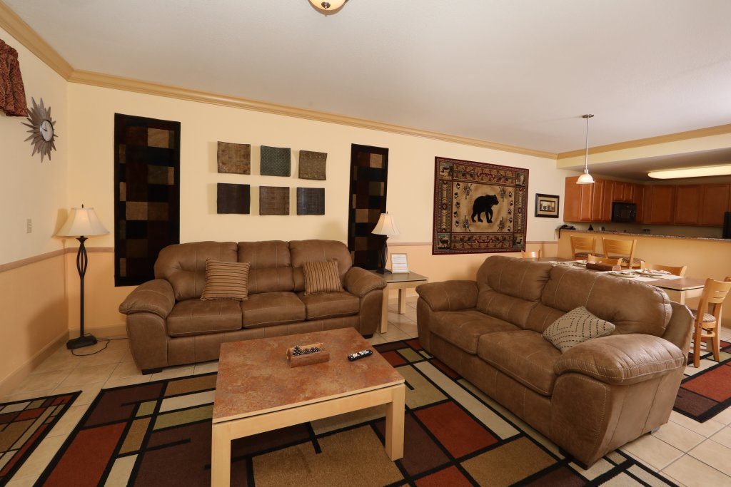 Photo of a Pigeon Forge Condo named Mountain View Condo 1205 - This is the sixth photo in the set.