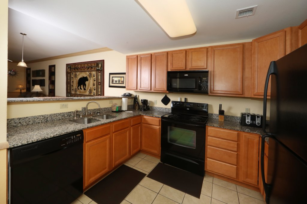 Photo of a Pigeon Forge Condo named Mountain View Condo 1205 - This is the seventeenth photo in the set.