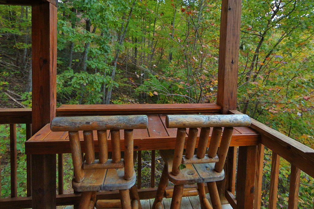 Photo of a Sevierville Cabin named Mountain Shadow Lodge - This is the fifth photo in the set.