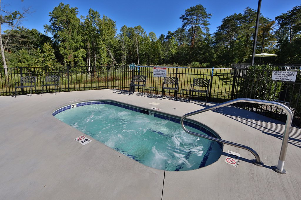 Photo of a Pigeon Forge Condo named Mountain View Condo 1205 - This is the twentieth photo in the set.