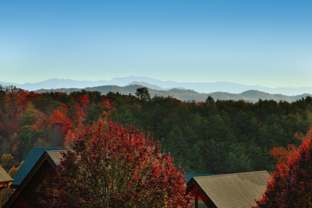 Photo of a Pigeon Forge Cabin named Arden Hill - This is the third photo in the set.