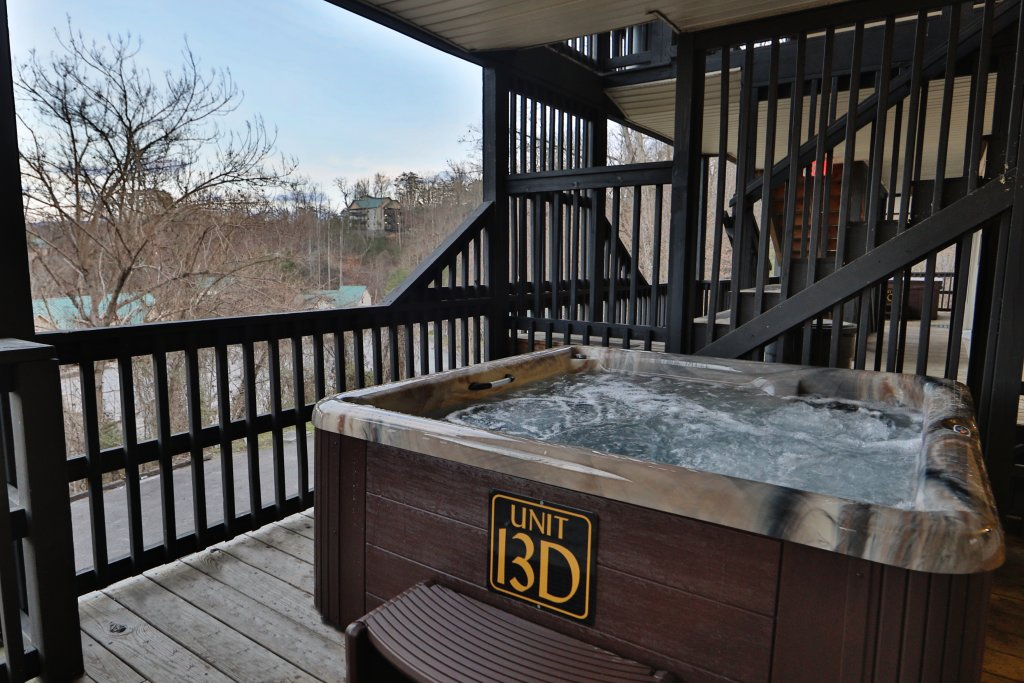 Photo of a Pigeon Forge Condo named Briarstone Lodge Condo 13d - This is the second photo in the set.