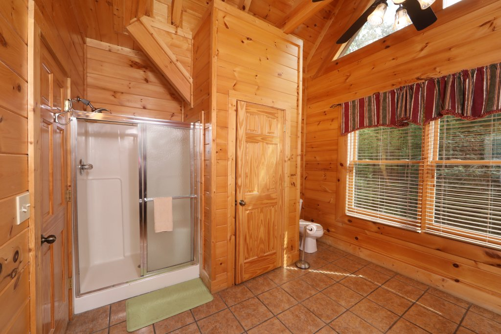 Photo of a Sevierville Cabin named Mayberry - This is the twenty-first photo in the set.