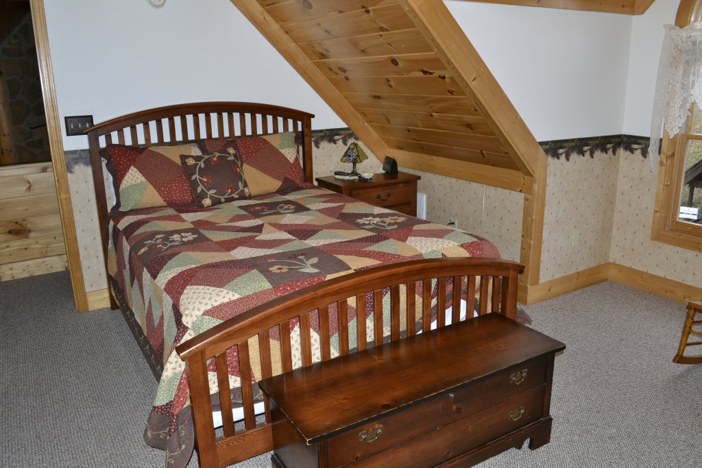 Photo of a Sevierville Cabin named Parkside Haven - This is the twenty-second photo in the set.